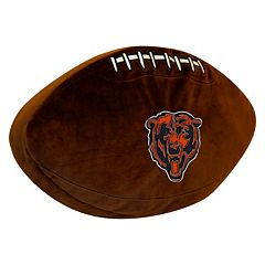 Chicago Bears Football Pillow
