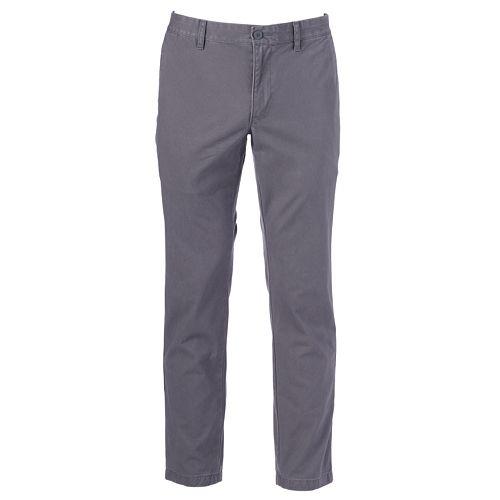 Men's SONOMA Goods for Life™ Slim-Fit Flat-Front Pants