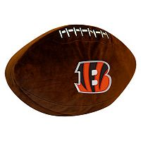Cincinnati Bengals Football Pillow