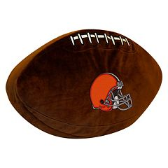 Cleveland Browns Football Pillow