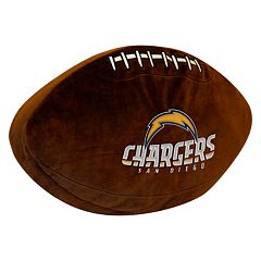 San Diego Chargers Football Pillow