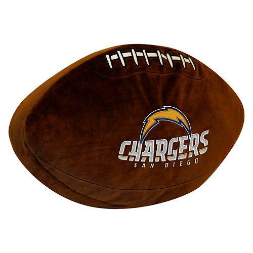 San DiegoChargers Football Pillow