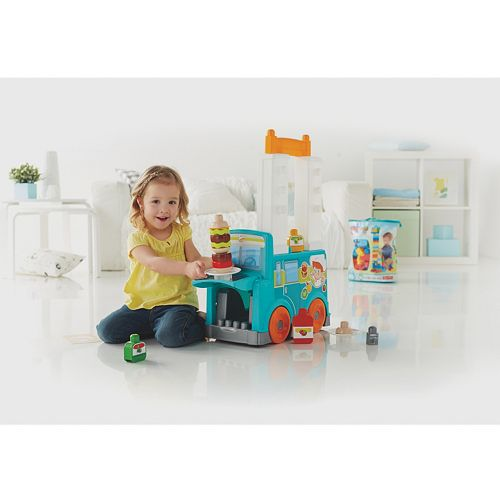 Kohls Offers Mega Bloks Food Truck Kitchen Set For 19 99 Reg 49 Kohl S Card Holder Also Get An Extra 30 Off With Code Tulips30 And Free Ship