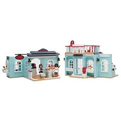 American Girl Grace's 2-in-1 Buildable Home Set by Mega Bloks by