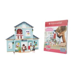 American Girl Grace's 2-in-1 Buildable Home Set by Mega Bloks