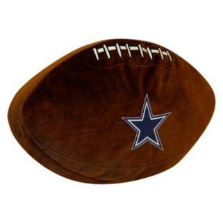 Dallas Cowboys Football Pillow