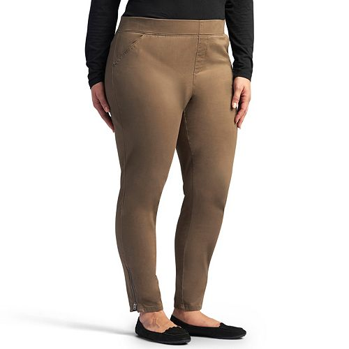 Plus Size Lee Annika Tapered Pants