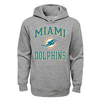 Boys 8-20 Miami Dolphins Promo Fleece Hoodie
