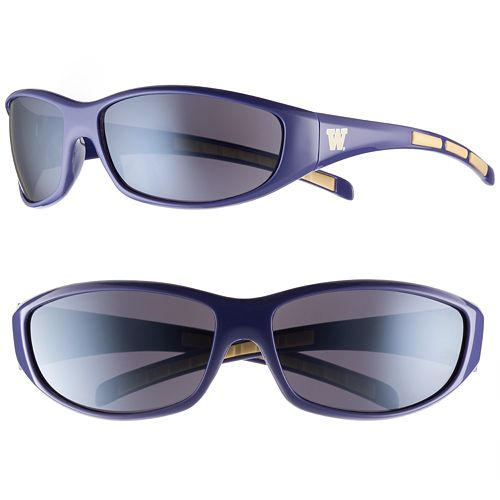 Adult Washington Huskies Wrap Sunglasses