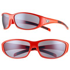 Adult Georgia Bulldogs Wrap Sunglasses