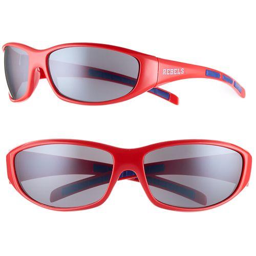 Adult Ole Miss Rebels Wrap Sunglasses