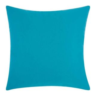 Mina Victory Peacock Feathers Indoor / Outdoor Throw Pillow