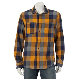 Big Tall Urban Pipeline Classic Fit Striped Easy Care V