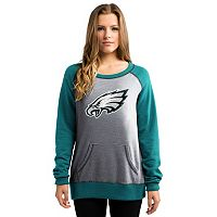 Women's Majestic Philadelphia Eagles O.T. Queen Sweatshirt