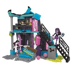 Monster High School Fang Out Set by Mega Bloks