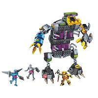 Teenage Mutant Ninja Turtles Transforming Mech Set by Mega Bloks