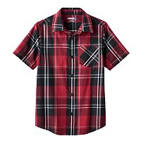 Boys 8-20 Tony Hawk® Plaid Button-Down Shirt