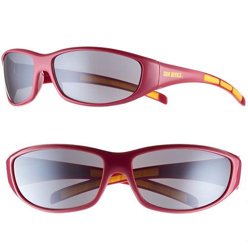 Adult Arizona State Sun Devils Wrap Sunglasses