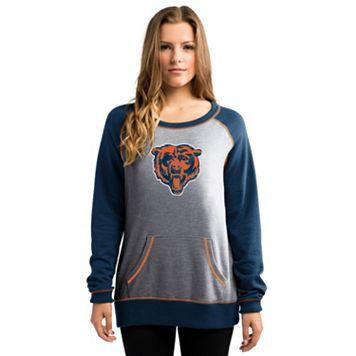 Women's Majestic Chicago Bears O.T. Queen Sweatshirt