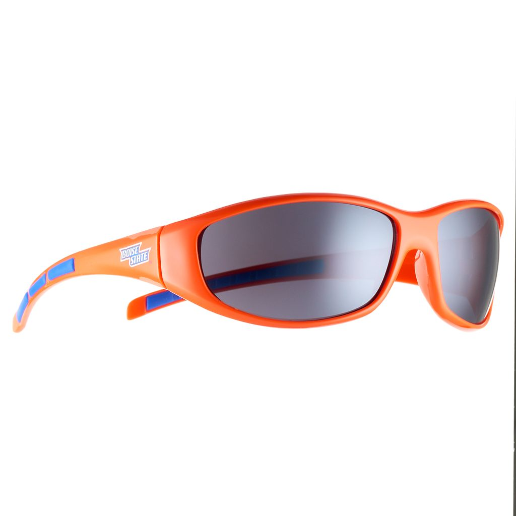 Adult Boise State Broncos Wrap Sunglasses