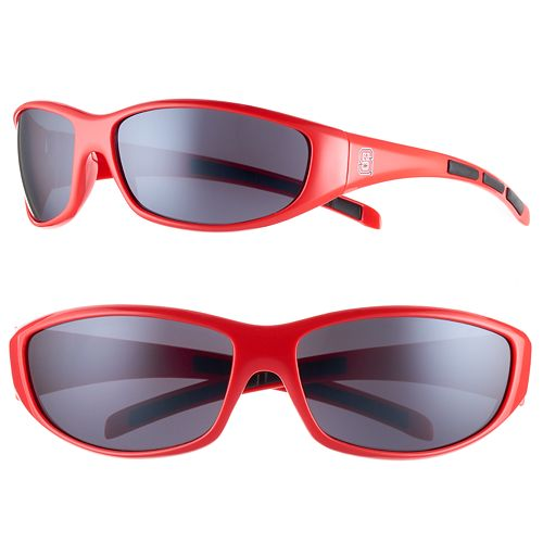 Adult North Carolina State Wolfpack Wrap Sunglasses