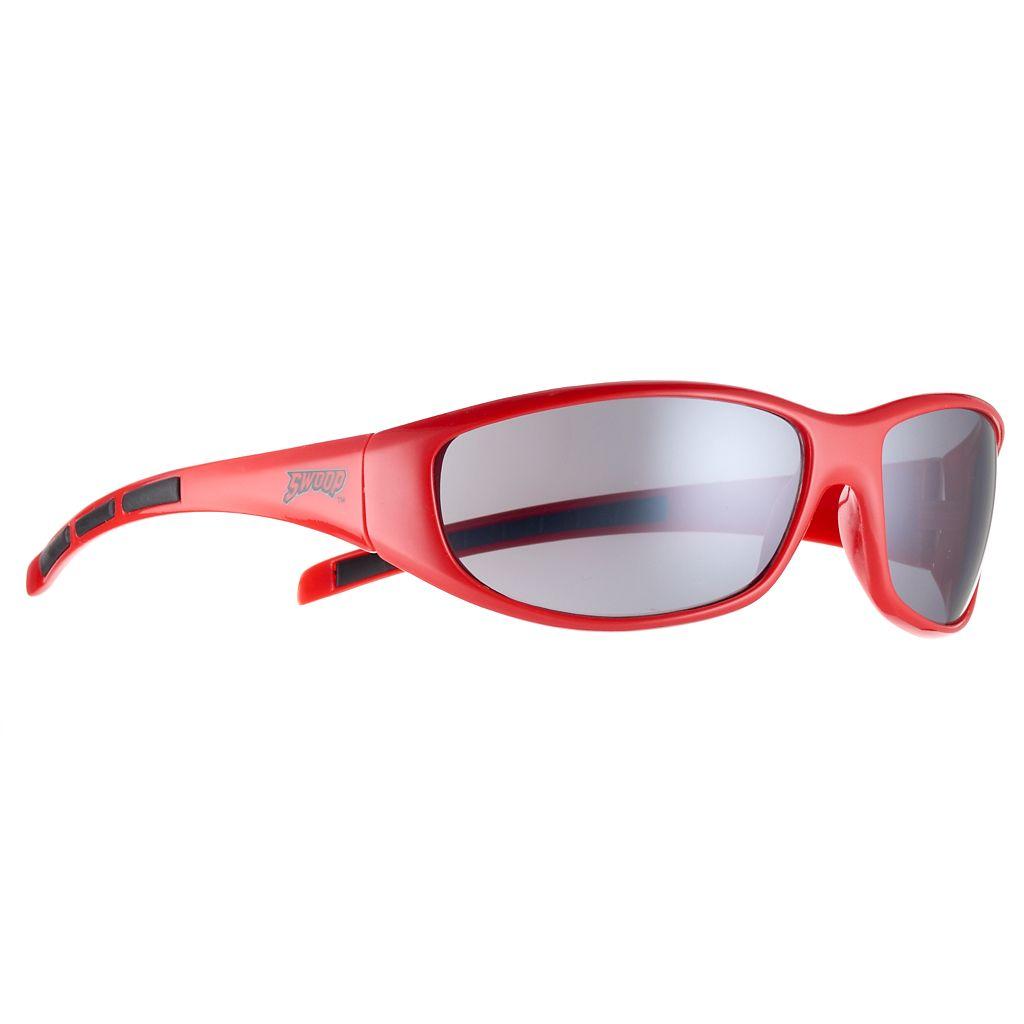 Adult Utah Utes Wrap Sunglasses