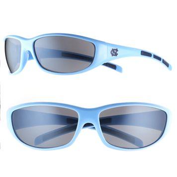 Adult North Carolina Tar Heels Wrap Sunglasses