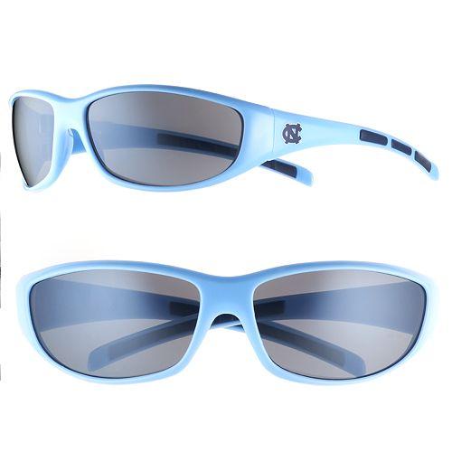 cda2a89277 Adult North Carolina Tar Heels Wrap Sunglasses