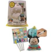 Disney's Tsum Tsum Design a Vinyl Character Activity Kit