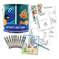 Disney / Pixar's Finding Dory Activity Art Can