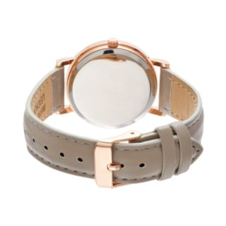 Women's Crystal Plaid Watch