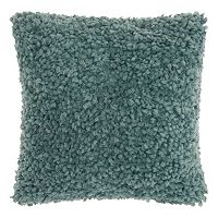 Mina Victory Finger Yarn Shag Throw Pillow