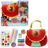 Disney's Elena of Avalor Stitch 'n Style Purse Activity Kit
