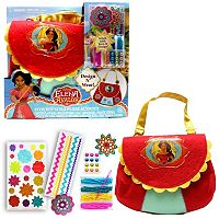 Disney's Elena of Avalor Stitch 'n Style Purse Activity Kit