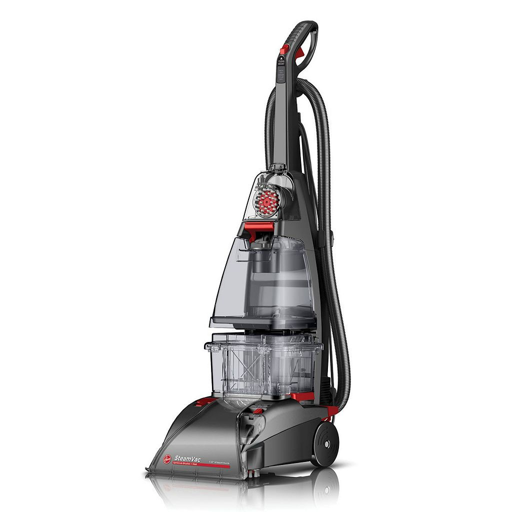 Hoover SteamVac Plus Carpet Cleaner with Clean Surge (F5914901NC)