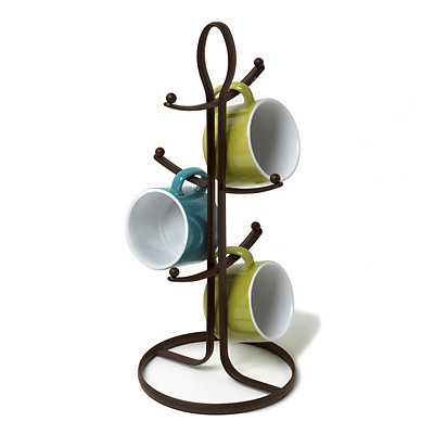 Spectrum Ashley Coffee Mug Tree