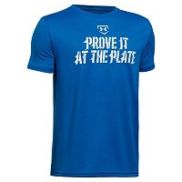 Boys 8-20 Under Armour Prove It At The Plate Tee