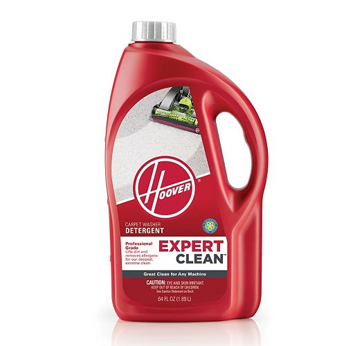 Hoover Expert Clean Carpet Washer Detergent