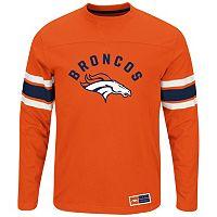 Men's Majestic Denver Broncos Power Hit Tee