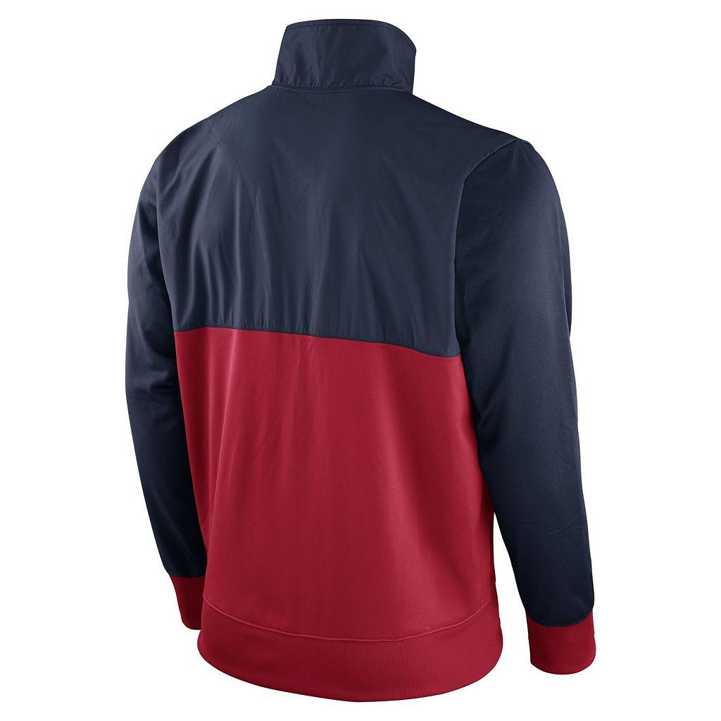 Men's Nike St. Louis Cardinals Track Jacket