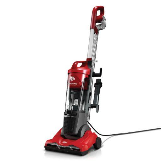 Dirt Devil Power Duo Carpet & Hard Floor Cyclonic Upright Vacuum (UD20125B)