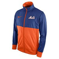 Men's Nike New York Mets Track Jacket