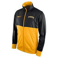 Men's Nike Pittsburgh Pirates Track Jacket