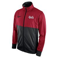 Men's Nike Cincinnati Reds Track Jacket