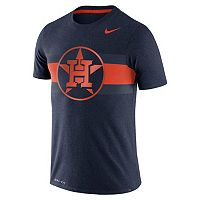Men's Nike Houston Astros Tri-Blend Dri-FIT Tee
