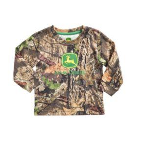 Boys 4-7 John Deere Camouflage Tee