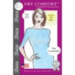 Braza Dry Comfort Reusable Bra Perspiration Wicking Strips 3040