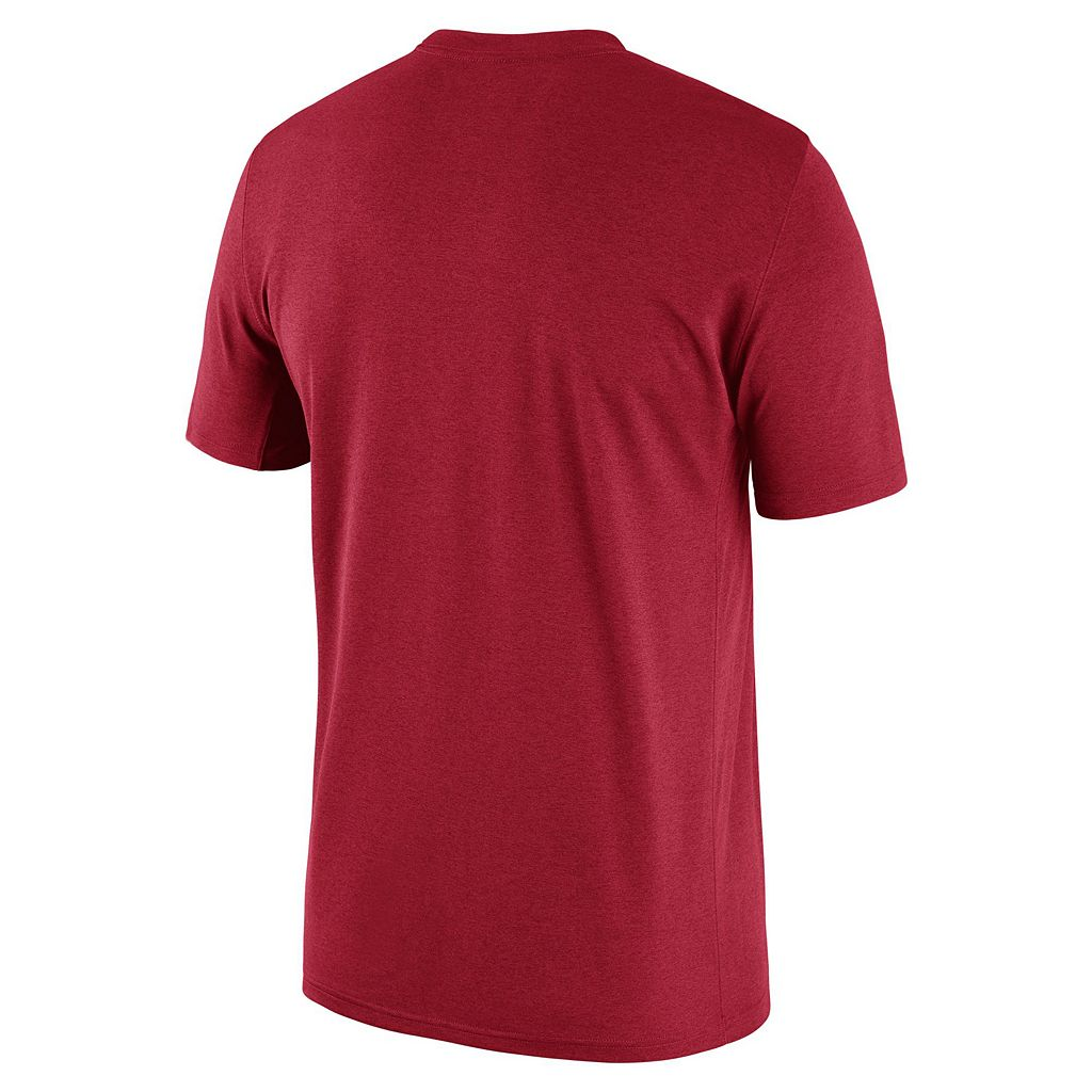 Men's Nike St. Louis Cardinals Cooperstown Legend Gym Issue Tee