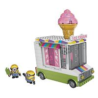 Mega Bloks Despicable Me Ice Cream Truck