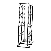Spectrum Curve 8-Bottle Wine Rack